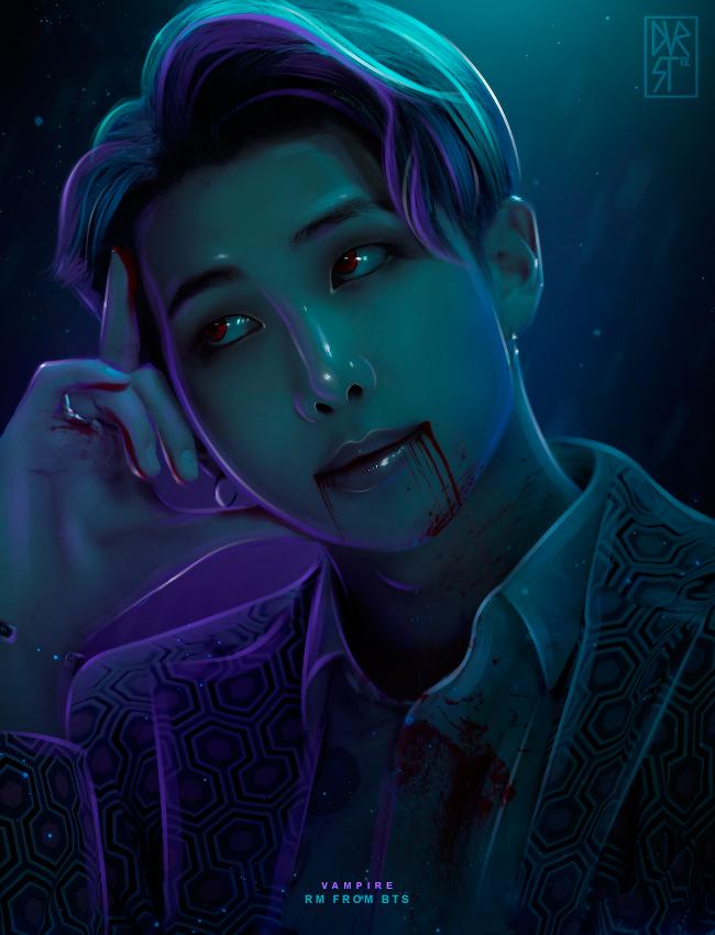 RM / Vampire by byDurst