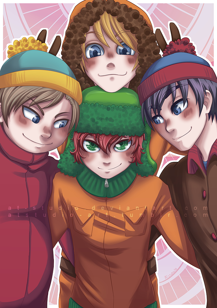 South Park Piece Of You By At Studio On Deviantart