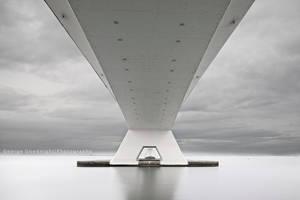 Zeeland Bridge III - Under the bridge
