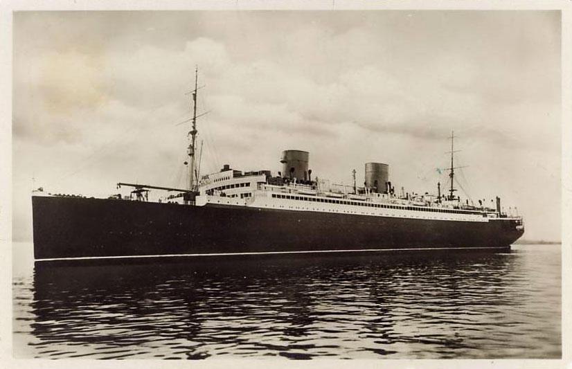 SS Columbus by SupremeVonBismarck on DeviantArt