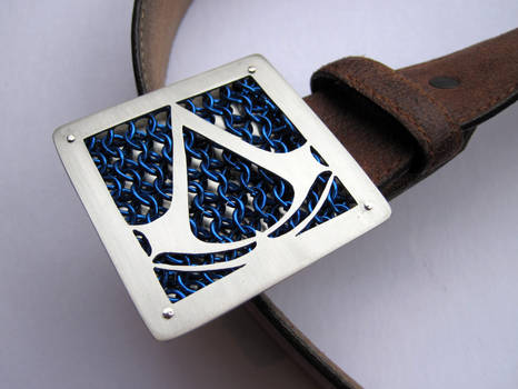 Connor Kenway Assassin's Creed Belt Buckle
