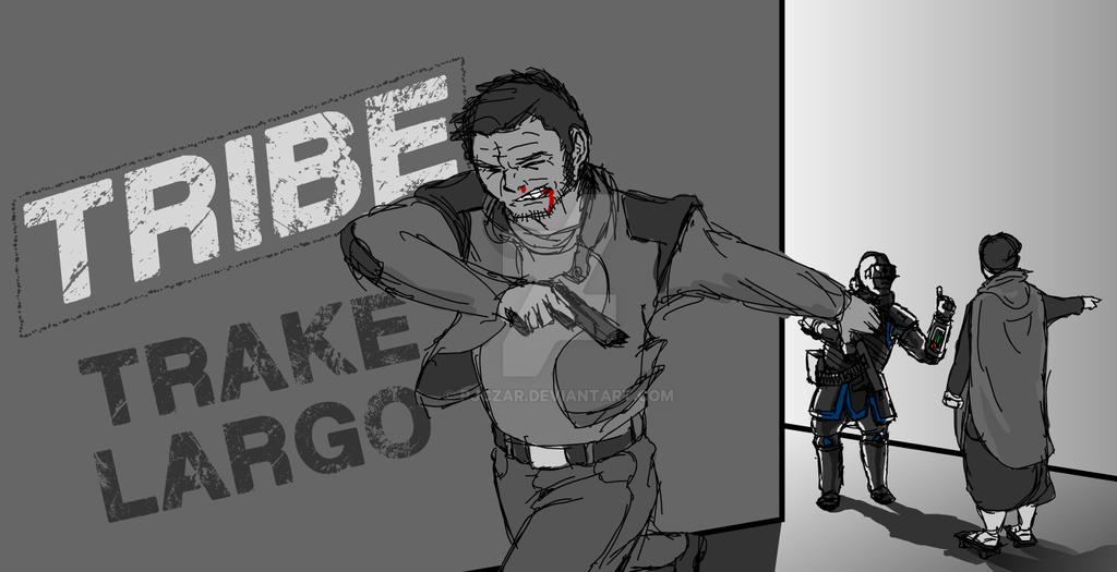 Tribe::Reboot - Trake Largo by Pjczar