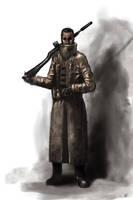 Riflemen by MarkTarrisse