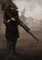 Sniper concept by MarkTarrisse