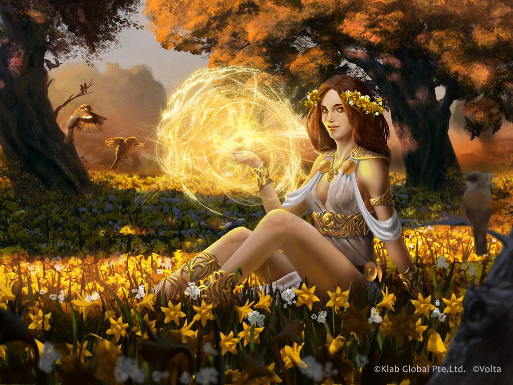 Daffodil by MarkTarrisse