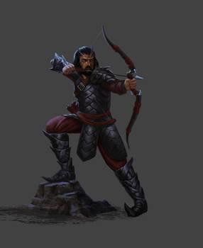 Drakyri Archer