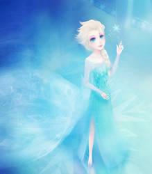 Winter Spell by Kadane