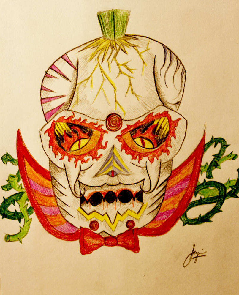 Mexican Skull by ReconCookies on deviantART