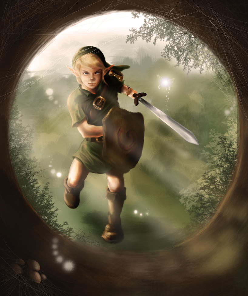 Link by SageFeathers