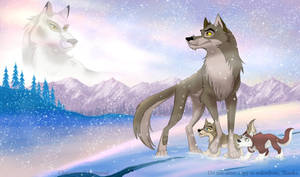 I will always be by your side-Balto