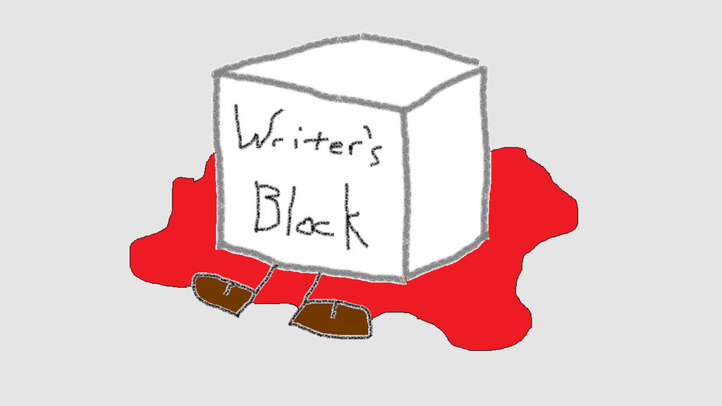 Writer's Block by Pyre-Vulpimorph