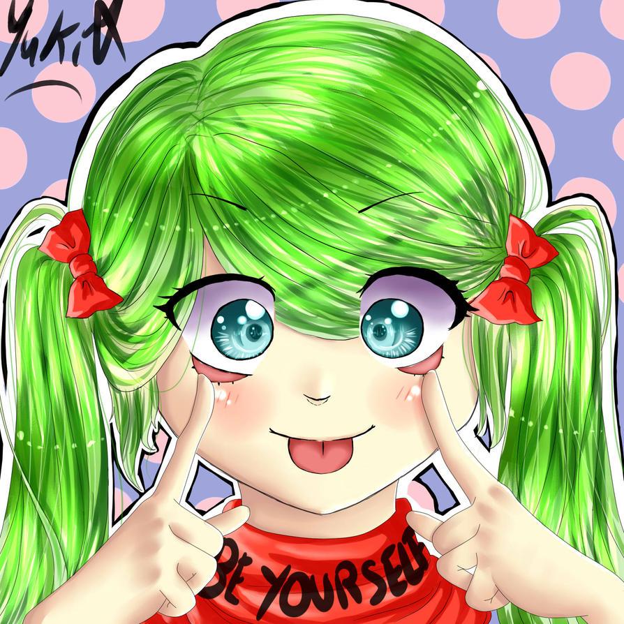 Be yourself by yuki-sama-kawaii