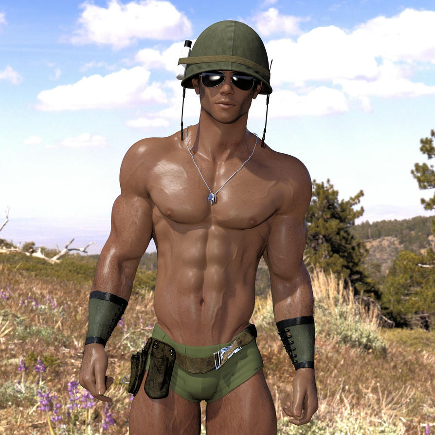 154a Soldier 05 by homoeros