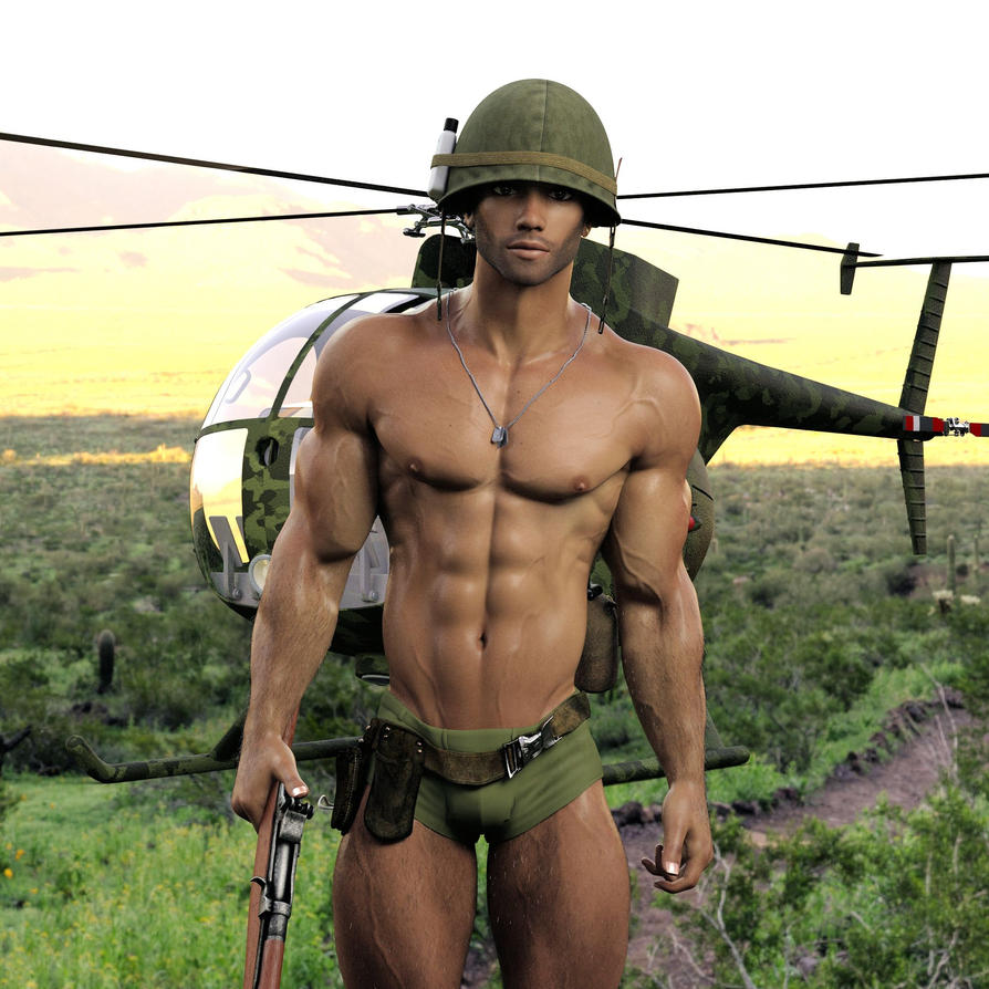 154a Soldier 01 by homoeros