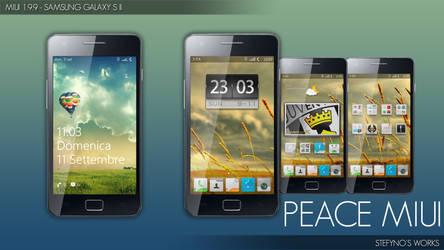 Peace MIUI