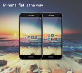 Minimal Flat