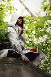 AC Brotherhood-Ezio Cosplay 11