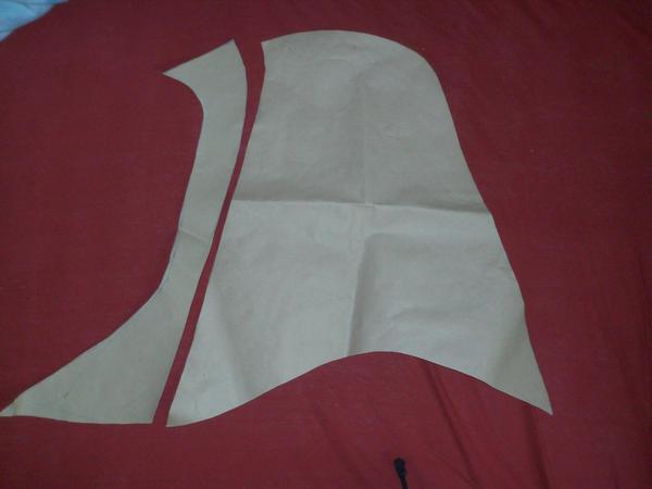 hood pattern by LadyBad
