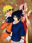 Naruto's Team
