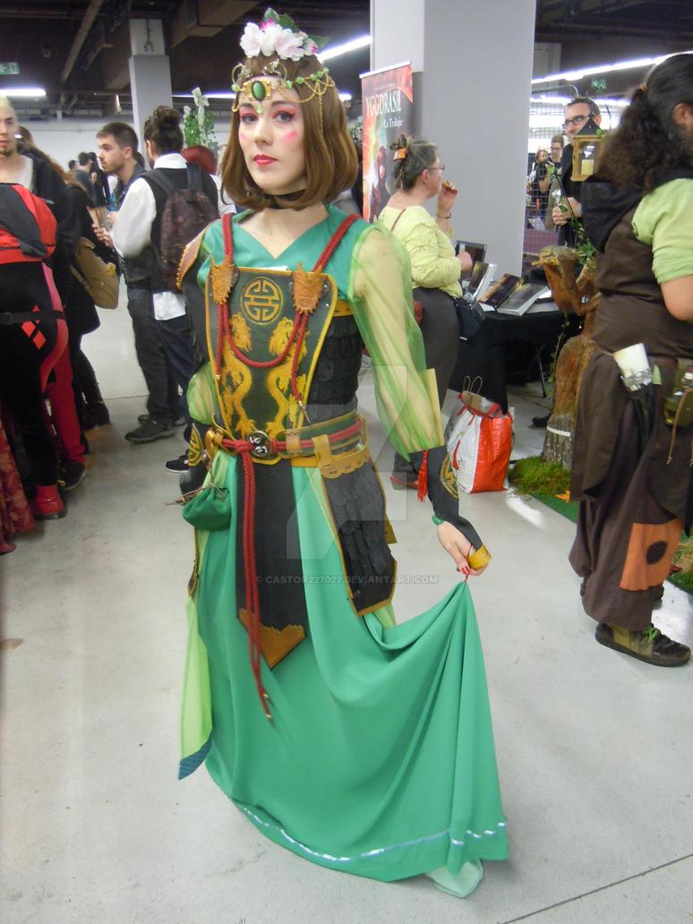 Costume a identifier by castor227027