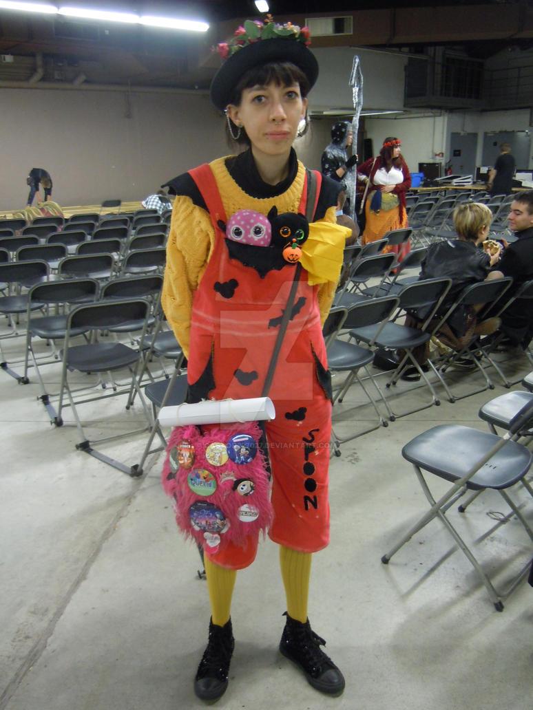 Costume Halloweenesque by castor227027