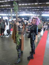 fantasy et cyberpunk