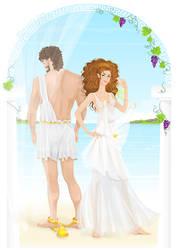 New Dress For Odyssey by lanitta