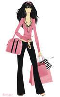 Shopping 2 by lanitta