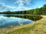 Spring lake III. by env1ro