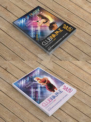 2 Modern Party Flyers / Club Posters