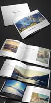 Modern Photography Portfolio, Wedding Album
