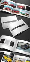 Minimal Portfolio Brochure, Creative Booklet