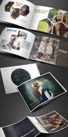 Creative Photography Portfolio A4 Brochure vol 3