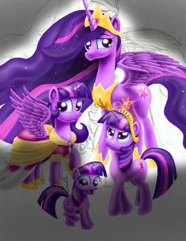 Let's Draw Twilight's Ascension Part 5