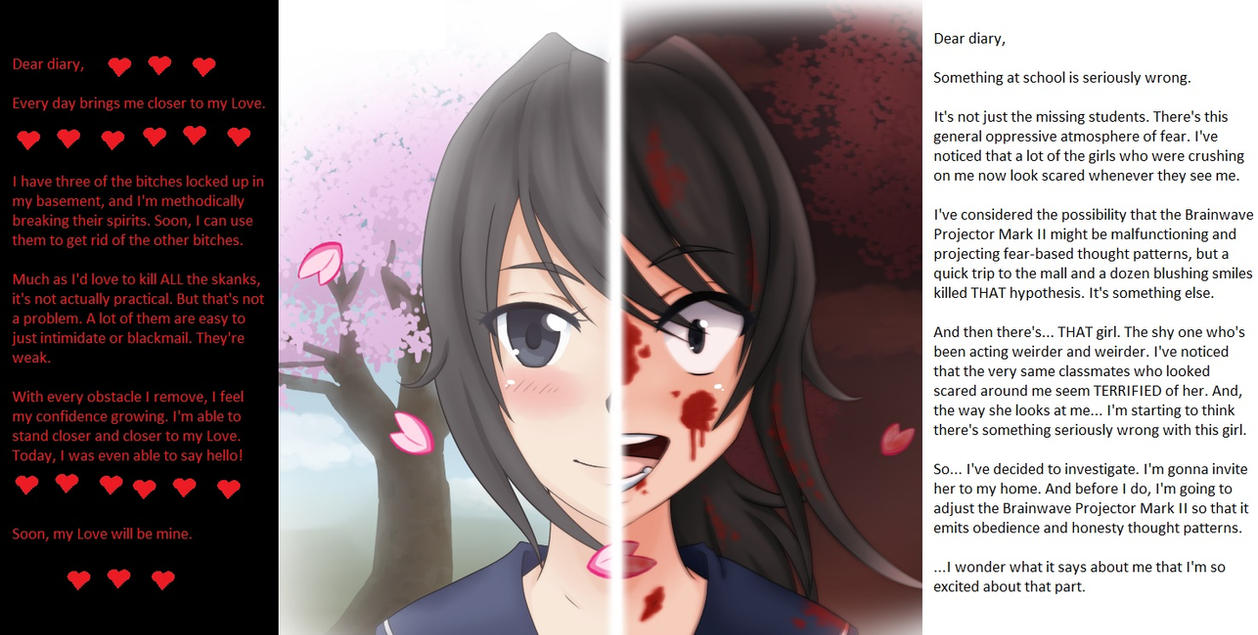 Yandere Submission 3/5 by sunt-ermico