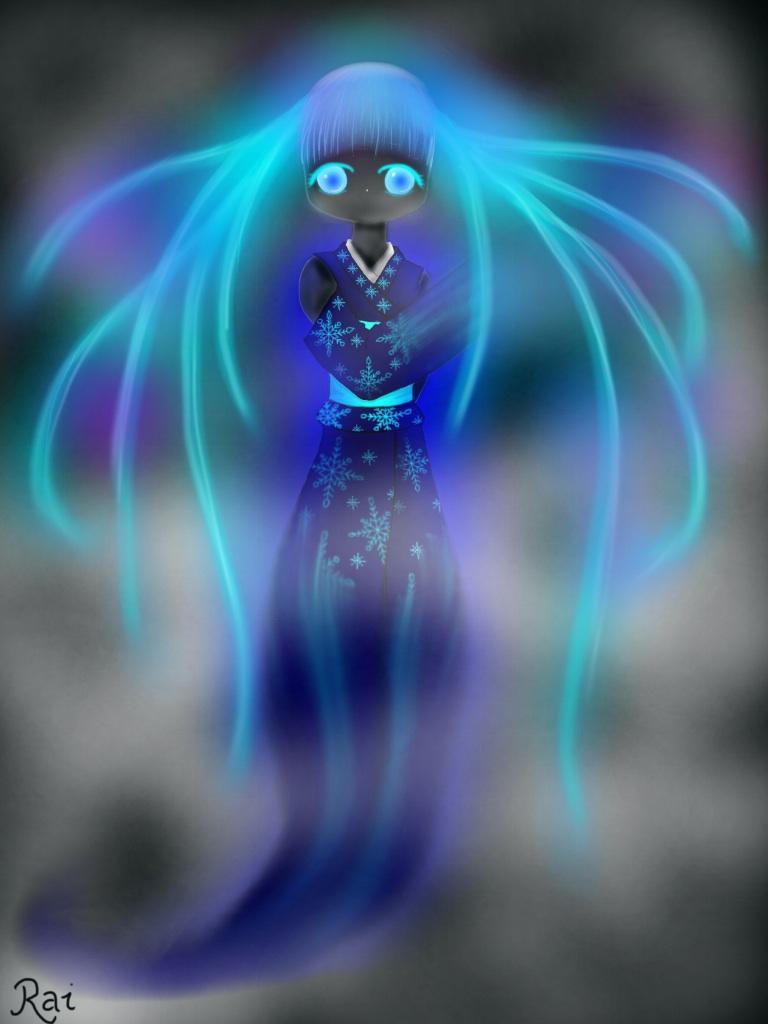Ghost of a Memory by MidoriRaiDoragon