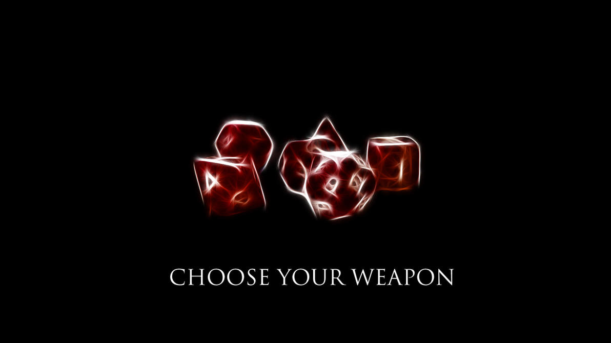 Dungeons And Dragons Wallpaper Hd: Choose Your Weapon 1920x1080 HD Wallpaper By TheRierie On