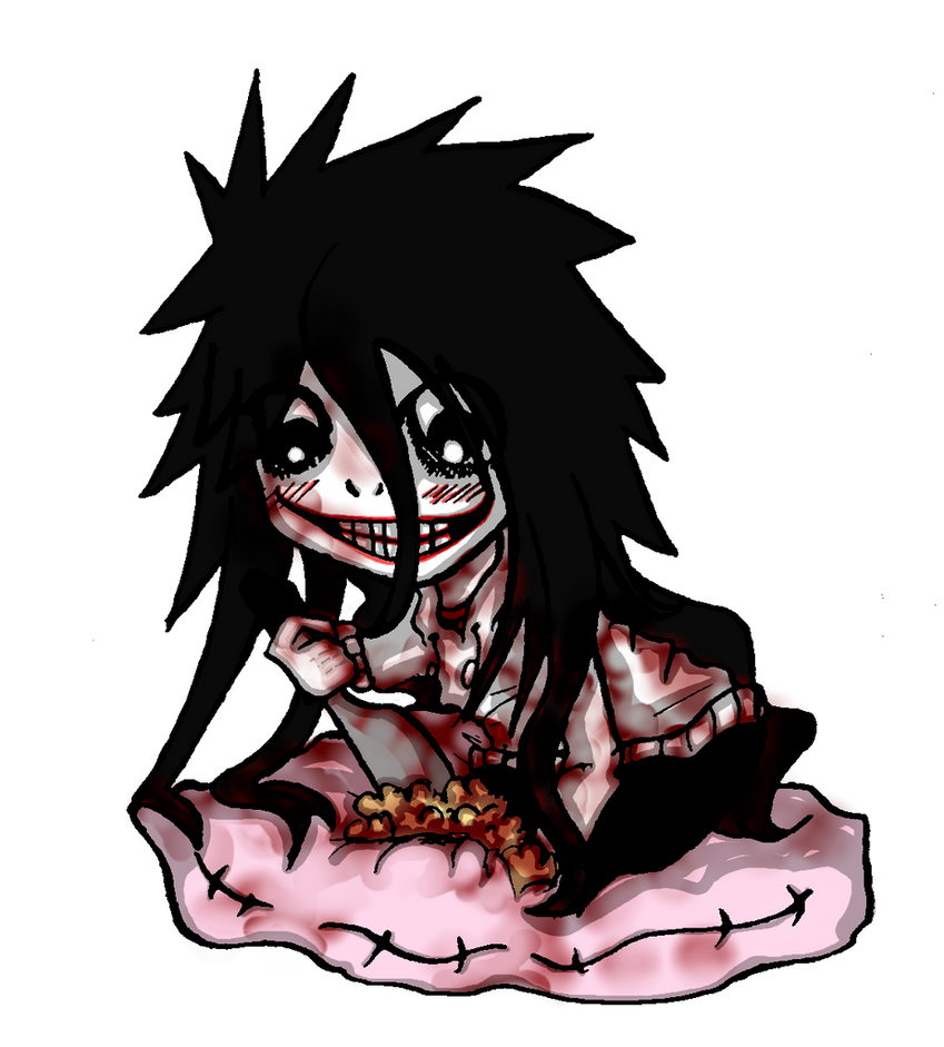 Jeff The Killer Drawing Chibi