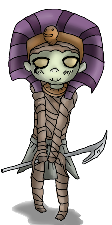 Tutenstein by grady on deviantart