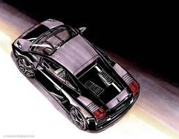 Lamborghini Gallardo by CRCavazos