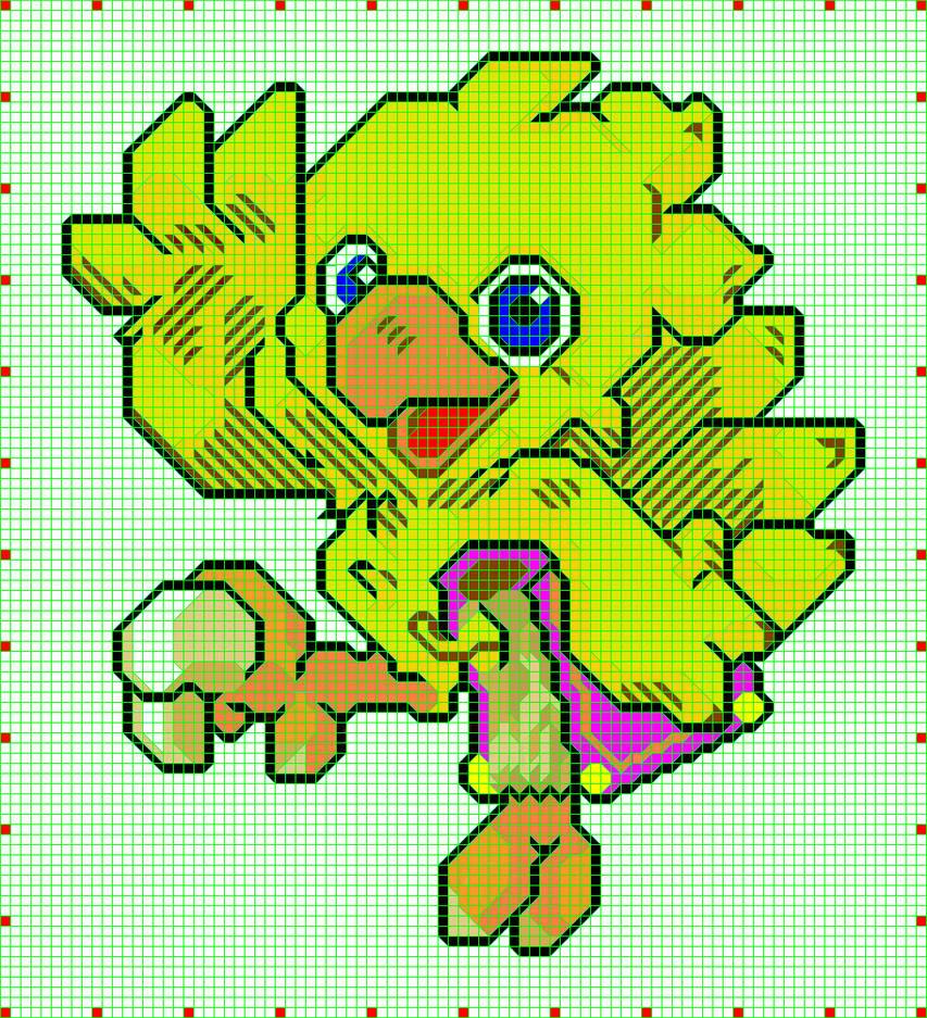 Pixel Art Chocobo By Slachman12345 On Deviantart Newest pixel art from pam pixel art chocobo by slachman12345 on