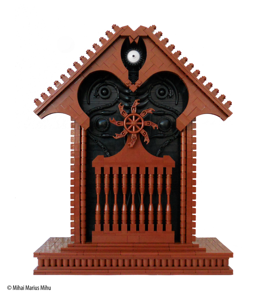 Worship Stelae by MihaiMariusMihu