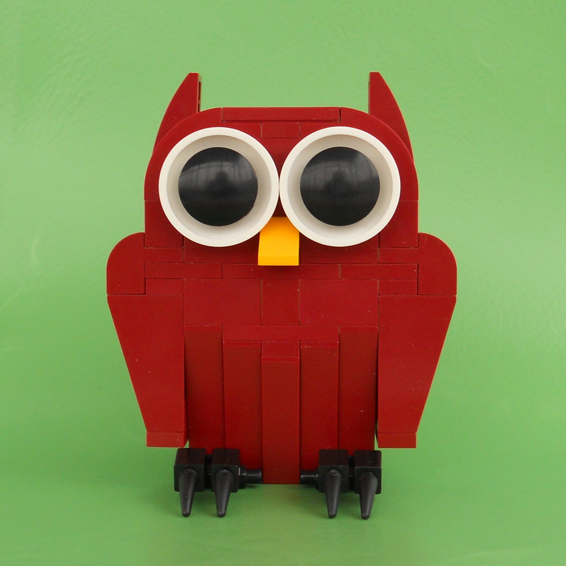 Tiny Owl by MihaiMariusMihu