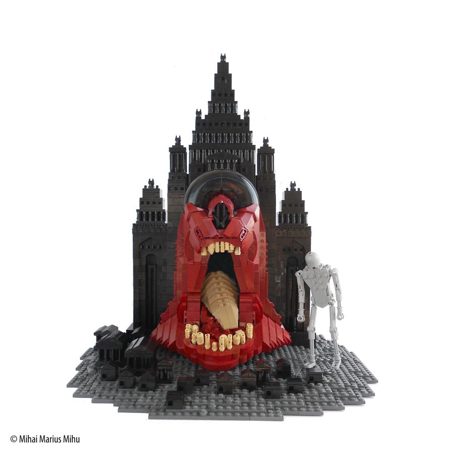 Citadel of the Loud Curse by MihaiMariusMihu
