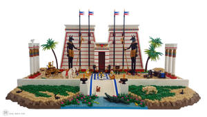 The Temple of Anubis