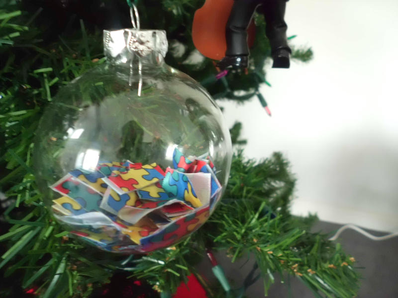 Autism Awareness - Bauble Ornament 1 by AshersAbsolution on DeviantArt