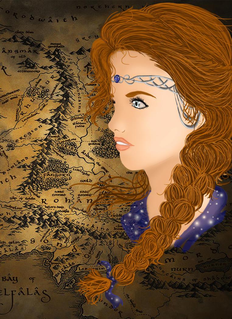 Maelyn du Gondor by Lulabella-chan