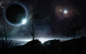Cosmic Burst by Kwuakles