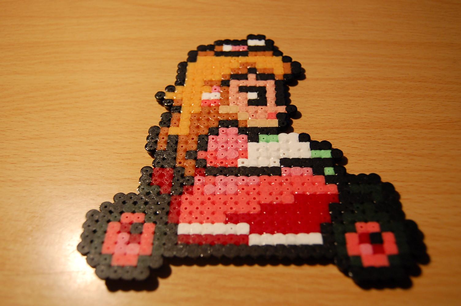 Peach - Mario Kart