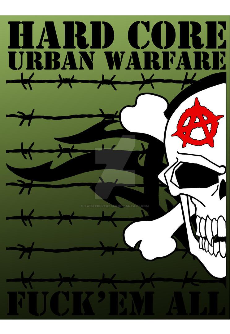 URBAN WARFARE by TWISTEDFREAK666